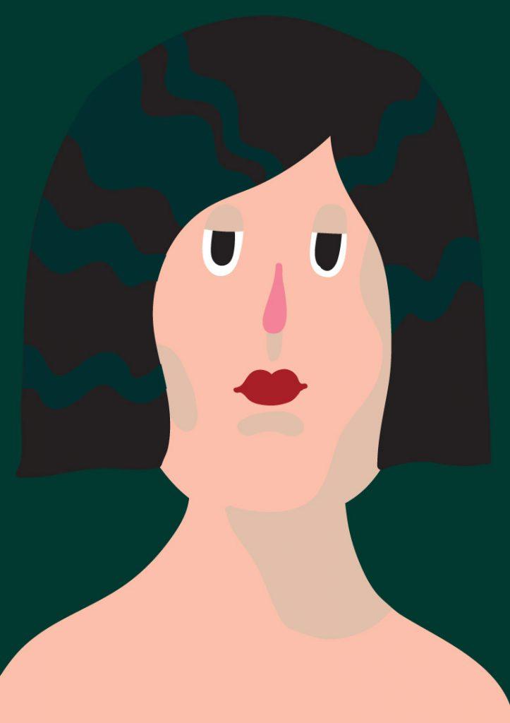 Illustration  U00ab Karin Hagen
