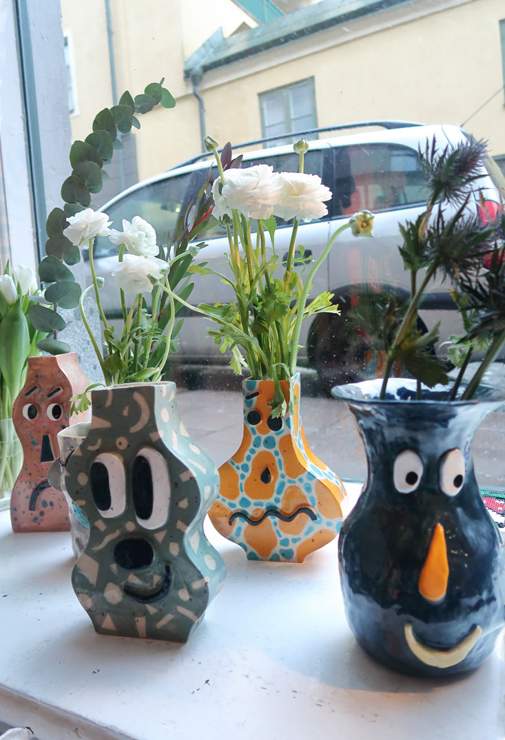 Vases with faces karin hagen vases with faces reviewsmspy